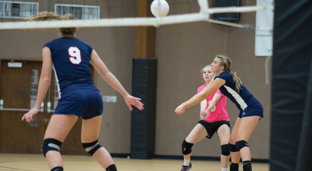 Photo for Successful Road Trip For Sun�s Volleyball