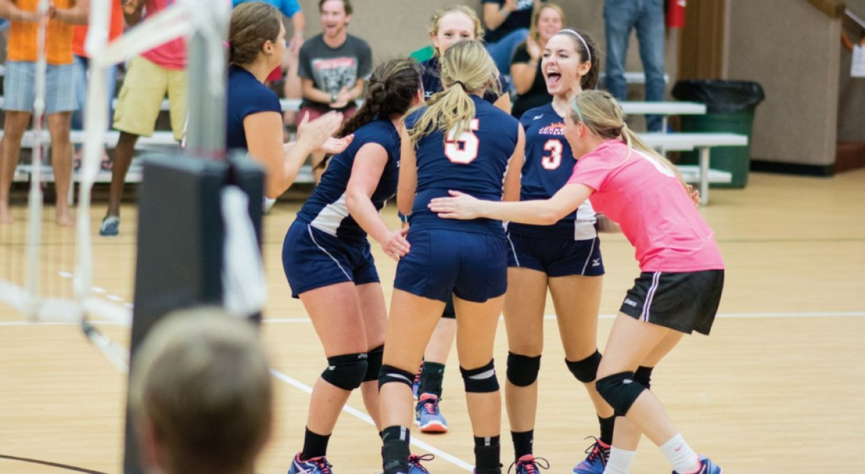 Photo for Sun's Volleyball Set For Home Opener